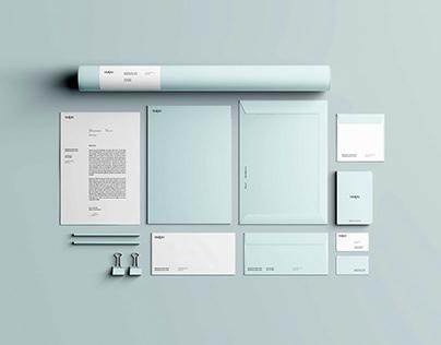 Branding Presentation Mockup