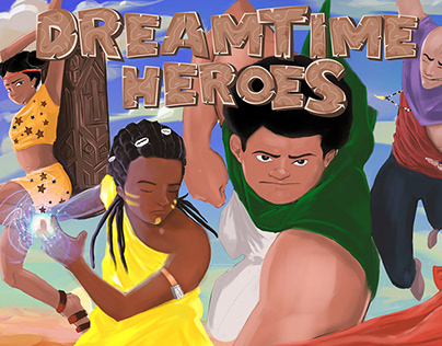 Dreamtime Heroes