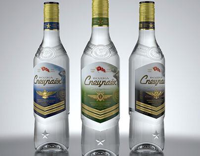 Vodka Spetspaek