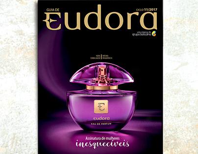 Eudora eau de Parfum repacking
