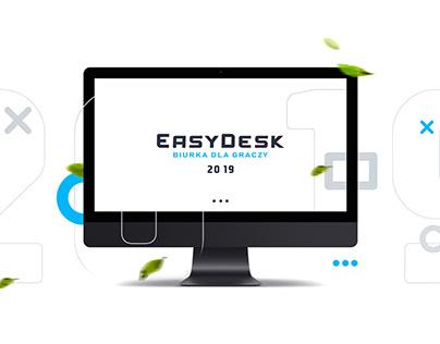 EasyDesk - Professional Desk
