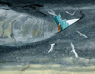 """""""The Snow Queen"""" by H.C.Andersen"""