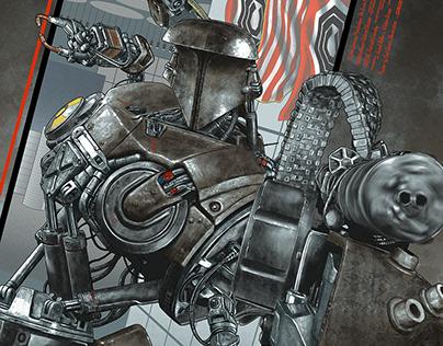 Robocop 2 AMP
