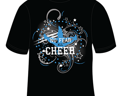 Hull Cheer | T-shirts & Branding