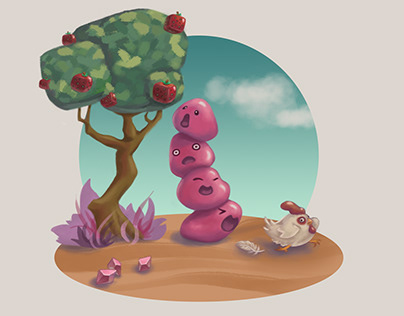 Slime Rancher Fan Art