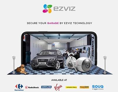 Ezviz Social Media Campaign