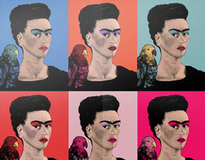"""The Six Frida's and Bonito's"""