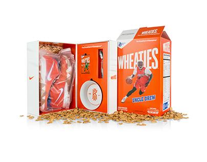 Uncle Drew Wheaties Kit