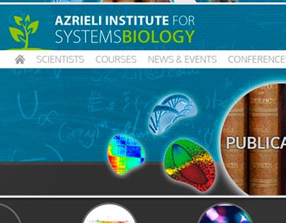 WEIZMANN INSTITUTE OF SCIENCE websites