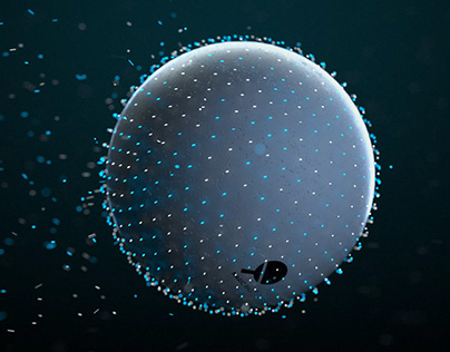 Particle Ping Pong