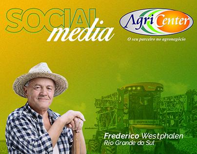 Social Media 2018/2019 - Agricenter