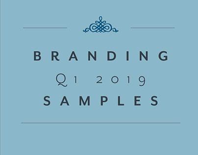 Branding Samples Q1.19