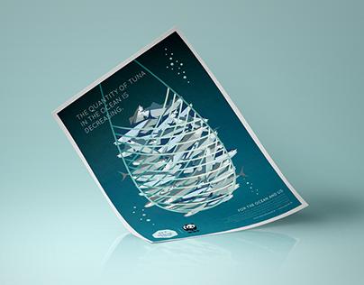 Rescue Tuna x WWF