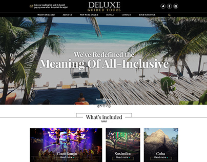 Deluxe Guided Tours