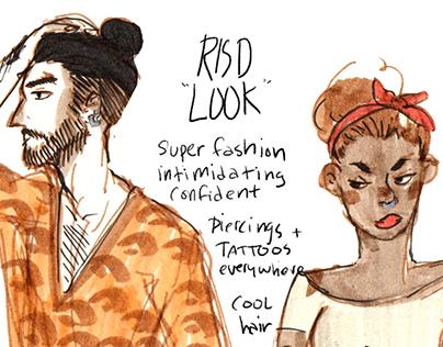 The RISD Look