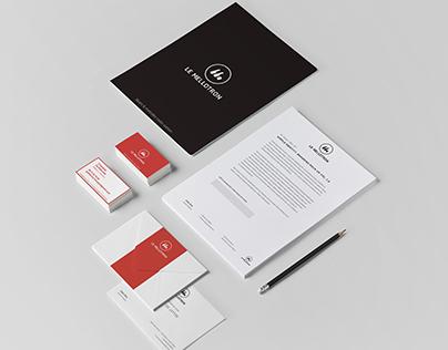 Branding & website || Le Mellotron