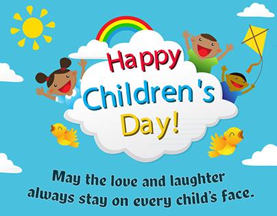 Happy Children's Day 2016