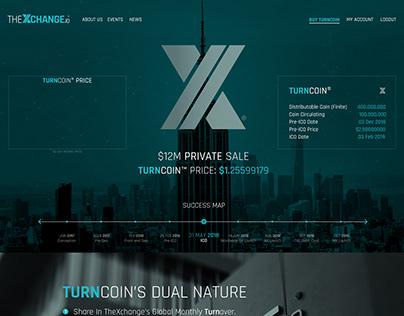 TurnCoin Website