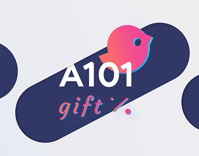 A101 Gift | B2C Partnership program