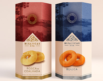 Branding and Package for Bijajicas & Cia