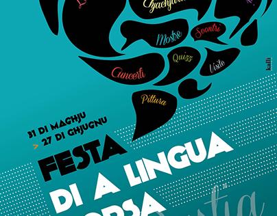 Festa di a lingua corsa in Bastia - 2015 - 2016 - 2017