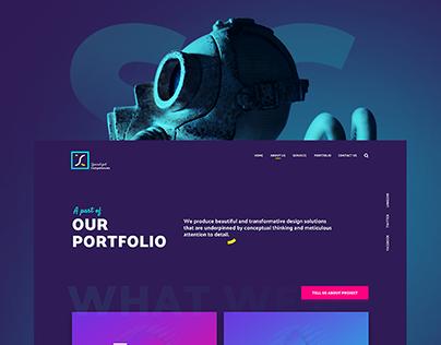 SC --- Webdesign and Branding