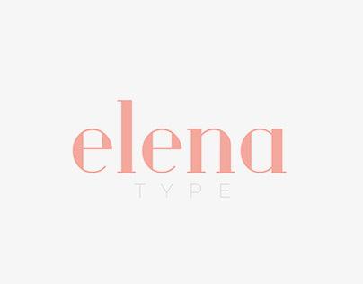 Elena   Type