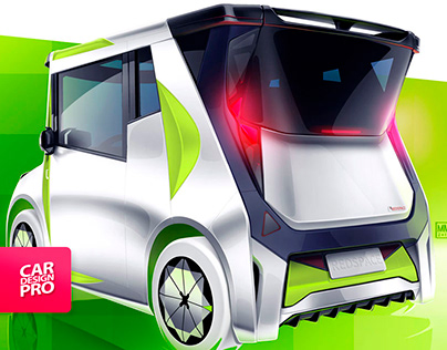 REDS Concept Car by Chris Bangle - The Design