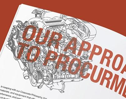Subaru Annual Report (Reconsidered)