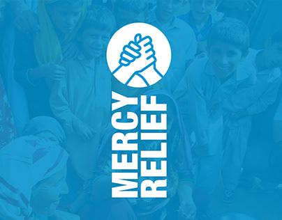 Mercy relief branding