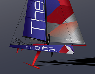 Volvo Open 70 - The Cube