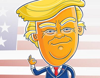 Creating Donald Trump