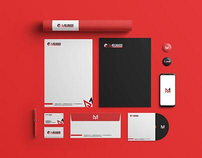 Mujahid Hardware & Mill Store Branding