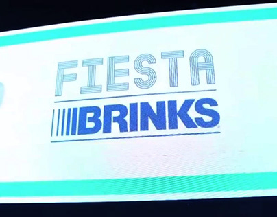 Brinks - Fiesta aniversario