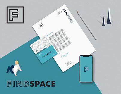 FINDSPACE - Brand/Web/illustration