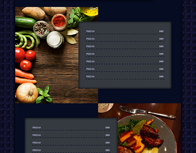 html css bootstrap, landing page