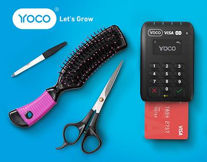 Yoco Social Media Beauty Industry Campaign