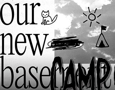 New Basecamp!