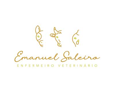 Emanuel Saleiro Logo