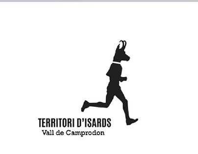 Diseño de imagen gráfica de Territori d'Isards.Concurso