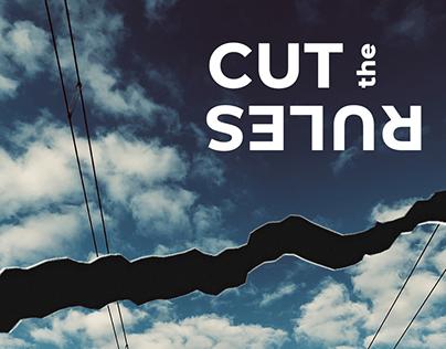Cut th Rules - fuori dagli schemi (concept)
