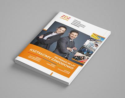 ZDZ Katowice brochure A4