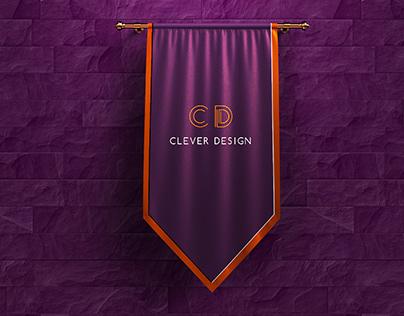 Clever Design Brand Identity