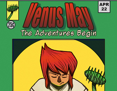 Fake Comic Cover