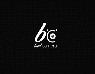 Bad Camera Logo Design and Showcase