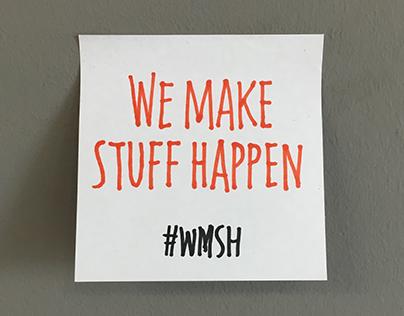 #WMSH Instagram challenge