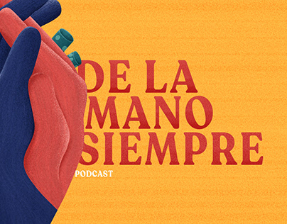 DE LA MANO SIEMPRE - COVER