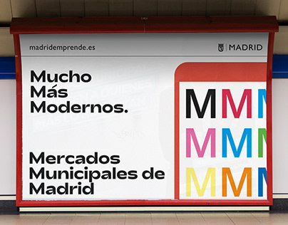 Municipal Markets of Madrid