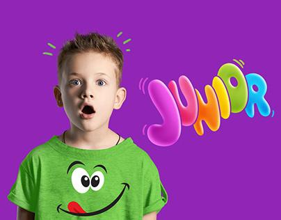 Juicy Junior Новый дизайн упаковки сокового бренда