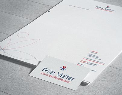 CI & Brochure Design // Rita Vetter
